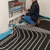 The facts about wet underfloor heating.