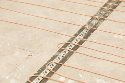 Electric Cables for Underfloor Heating